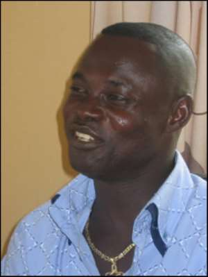 Veteran Nii Odartey Lamptey(pictured) has signed for South African side Cosmos &others.